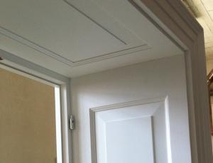 La porta in legno finestre d 39 epoca - Imbotti in alluminio per finestre ...