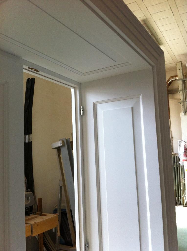 La porta in legno finestre d 39 epoca - Finestre liberty ...