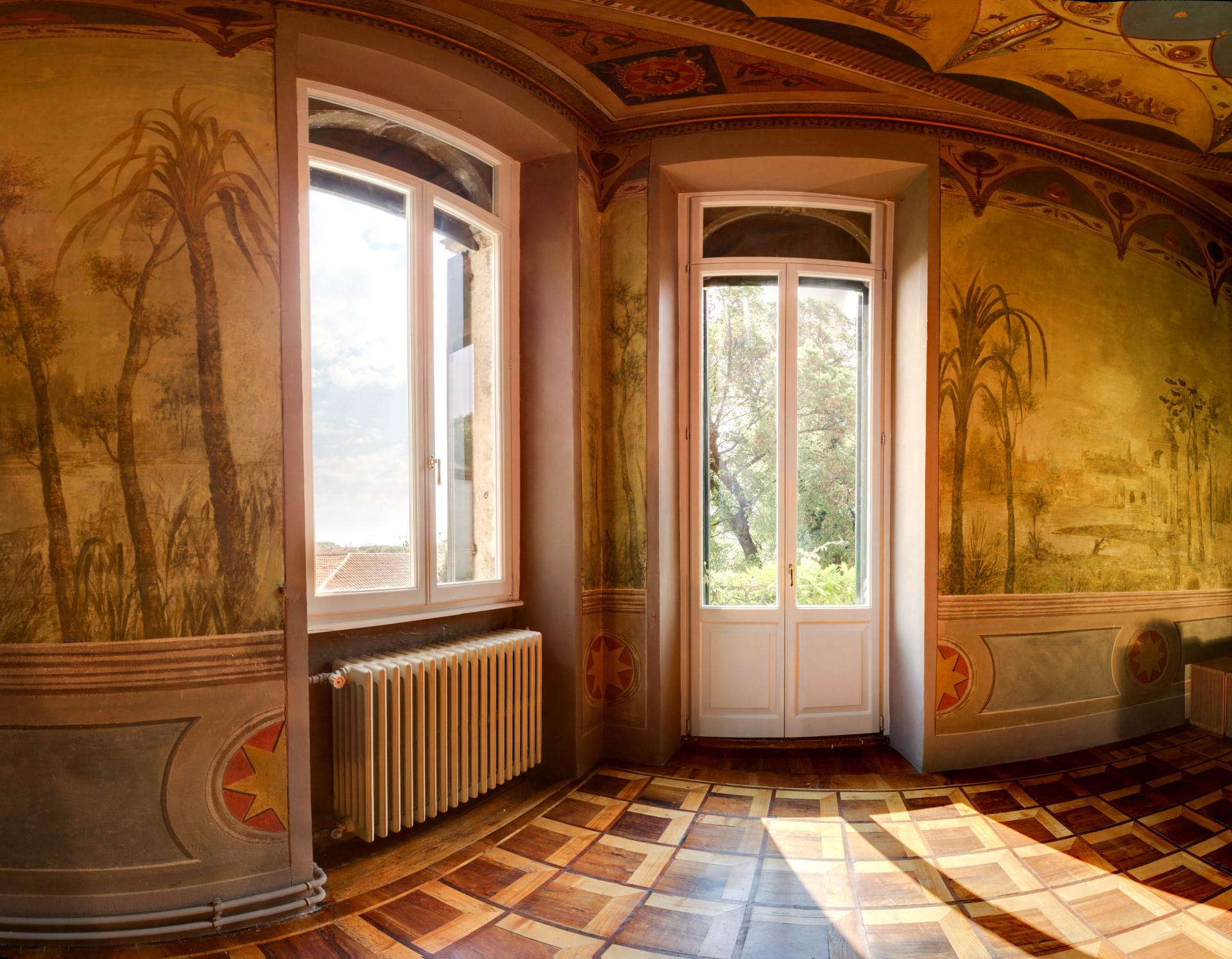 Arredi sacri per chiesa finestre d 39 epoca - Restauro finestre in legno prezzi ...